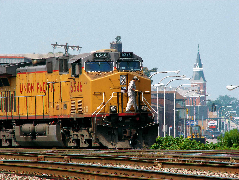Ny train victims
